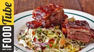 sticky beef ribs u0026 slaw jamie oliver youtube