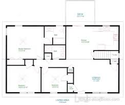 Open Floor House Plan by 48 Simple Small Open Floor Plans Simple House Plans Mbek Interior