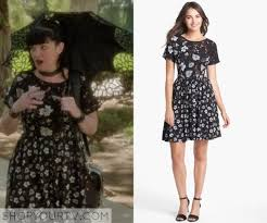 Abby Sciuto Halloween Costume Shop Tv Ncis Season 11 Episode 22 Abby U0027s Floral Dress