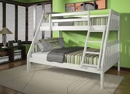 Kids Bunk Beds Twin Over Full by Kids White Bunk Bed Twin Over Full Ideal White Bunk Bed Twin
