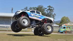 monster truck show sydney troy u0027s monster of a truck port macquarie news
