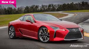 lexus v8 2016 lexus lc500 displayed at detroit promising a gt car dynamic with