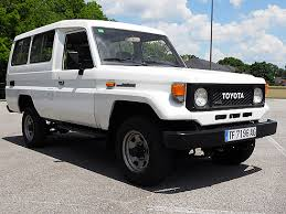 toyota on sale diesel toyota land cruiser for sale 1988 lhd bj75 troopy jdm
