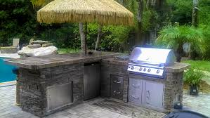 poolside designs outdoor kitchens poolside designs