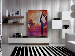 Buddha Room Decor Buddha For The Home Home Decor Painting Wall Hanging