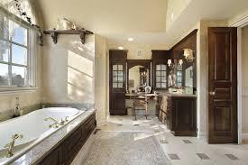 bathroom white cabinets dark floor 57 luxury custom bathroom designs tile ideas designing idea