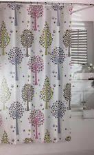 Owl Fabric Shower Curtain Kassatex Fabric Shower Curtains Ebay