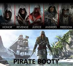 Assassins Creed Memes - booty ftw assassin s creed know your meme