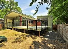contemporary modular home plans design ideas a back view of a modern modular home 8 modular