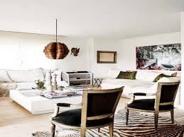 Living Room Decorating Ideas With Tan Walls Interior Of Narrow - Modern french living room decor ideas