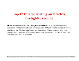 firefighter resume templates firefighter resume templates free paramedic objective top tips