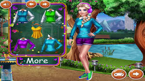 disney princesses elsa and jack couple autumn trends games for