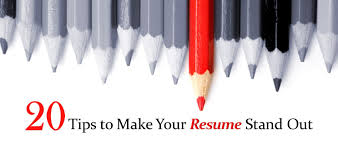 Make Your Resume 20 Tips To Make Your Resume Stand Out Lawdepot Blog