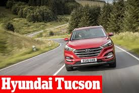 hyundai tucson pronunciation the 20 car names you re probably saying this is