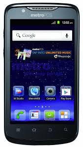 Metro Pcs Map by Amazon Com Zte Anthem 4g Lte Prepaid Android Phone Metropcs