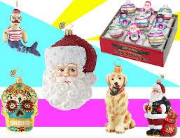 christmas ornaments unique 16 best glass christmas ornaments bulbs ornament sets 2017