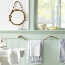 Nautical Bathroom Decor by Decorating Ideas Martha Stewart