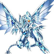 neo blue eyes shining dragon render by alanmac95 on deviantart