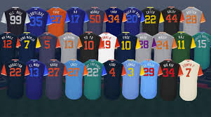 Ugliest Colors The Mlb Players Weekend Uniforms Are Great Eh And Ugly