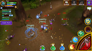 best android mmorpg top 5 free mmorpgs for android