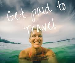 Get paid to travel follow us outside welcome to my world