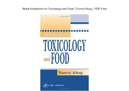 physicians desk reference pdf free download introduction to toxicology and food tomris altug pdf free