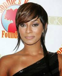 short wig styles for plus size round face short hairstyles for black women with round faces short hairstyles
