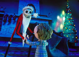 nightmare before christmas director says the film is a halloween
