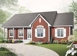 starter home plans starter home or empty nester 21929dr architectural designs