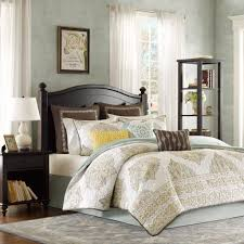 California King Comforters Sets Amazon Com Harbor House Miramar 4 Piece Comforter Set Cal King