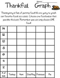 printable graphing activities for thanksgiving happy thanksgiving