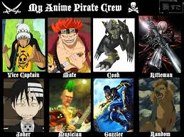 Pirate Meme - anime pirate crew meme by geraltthewitcher on deviantart