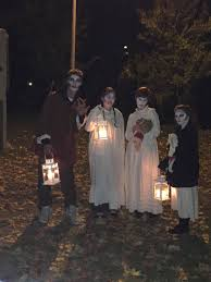 1st annual u201cgalt ghost walk u201d southwood secondary