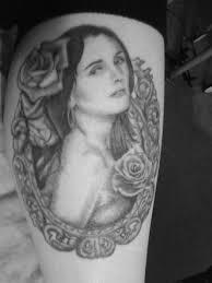 sharon den adel within temptation heavy metal tattoo