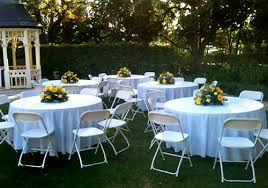 party tables and chairs 101 jumpers tables chairs tablecloths popcorn sno cone machines