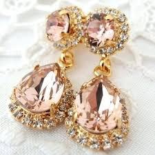 Pink Chandelier Earrings Pink Chandelier Earrings Elkar Club