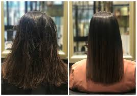 keratin treatment on black hair before and after bhave keratin treatment a little review on an actual miracle worker