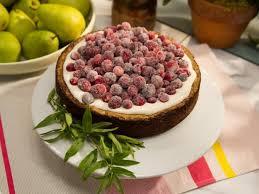 cranberry meringue cake recipe marcela valladolid food network