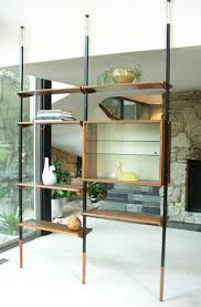 Tension Rod Room Divider Stunning Tension Wall Room Divider 14 On Metal Bookcase Ikea With