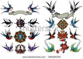 sparrow tattoo stock images royalty free images u0026 vectors