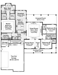 country style house plan 3 beds 2 50 baths 2150 sq ft plan 21