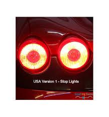 ferrari tail lights ferrari 612 f430 enzo led rear lights solutions usa version