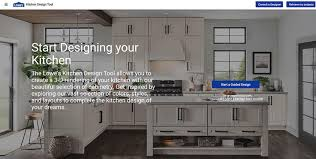 lowes kitchen cabinets design tool 15 best kitchen design software free paid for 2021