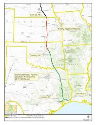 Keystone Pipeline Map Deconstructing The Keystone Xl Report The Big Word Blog