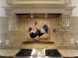 kitchen backsplash ceramic tile kitchen backsplash tile mural attractive ceramic tile murals