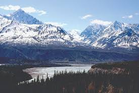 Alaska mountains images Rvs alaska are made for each other scenic route online jpg