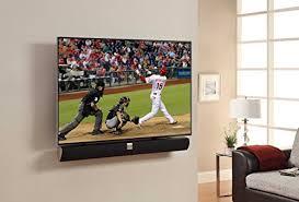 Sound Bar On Top Or Below Tv Mounting Dream Md5420 Sound Bar Bracket Universal Sound Bar Tv