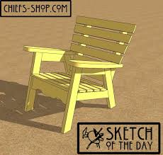 diy wooden beach lounge chair plans plans free