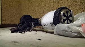 lexus hoverboard in action u0027s hoverboard christmas gift catches fire at brentwood home