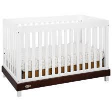 Espresso Baby Crib by Graco Maddox 3 In 1 Convertible Crib White Espresso Baby Cribs